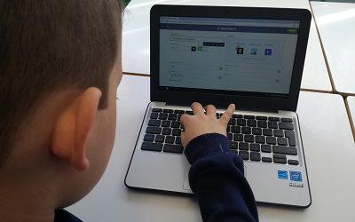 Experiencia de aula con Chromebooks aulaBLOG. Aprendiendo de la mejor manera … ¡jugando!