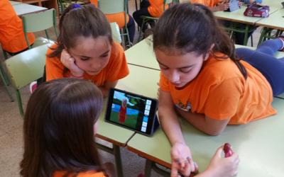 Experiencia de aula con Chromebooks y Ipad aulaBLOG. Oporretara goaz-Vamos de vacaciones